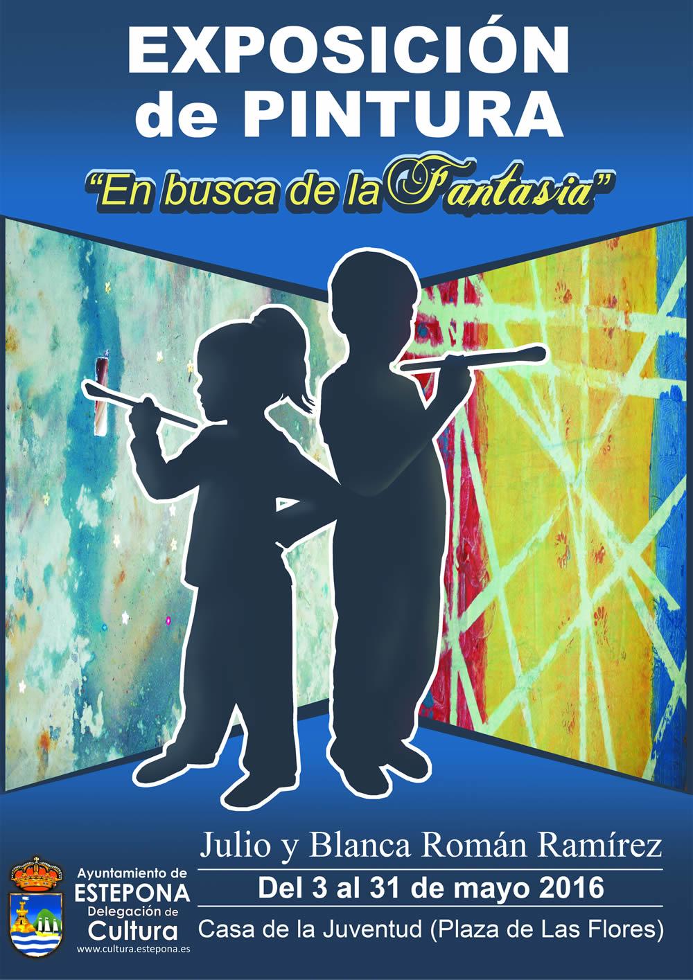 """Exposición de Pintura """"En busca de la Fantasía"""" de los niños, Julio ..."""