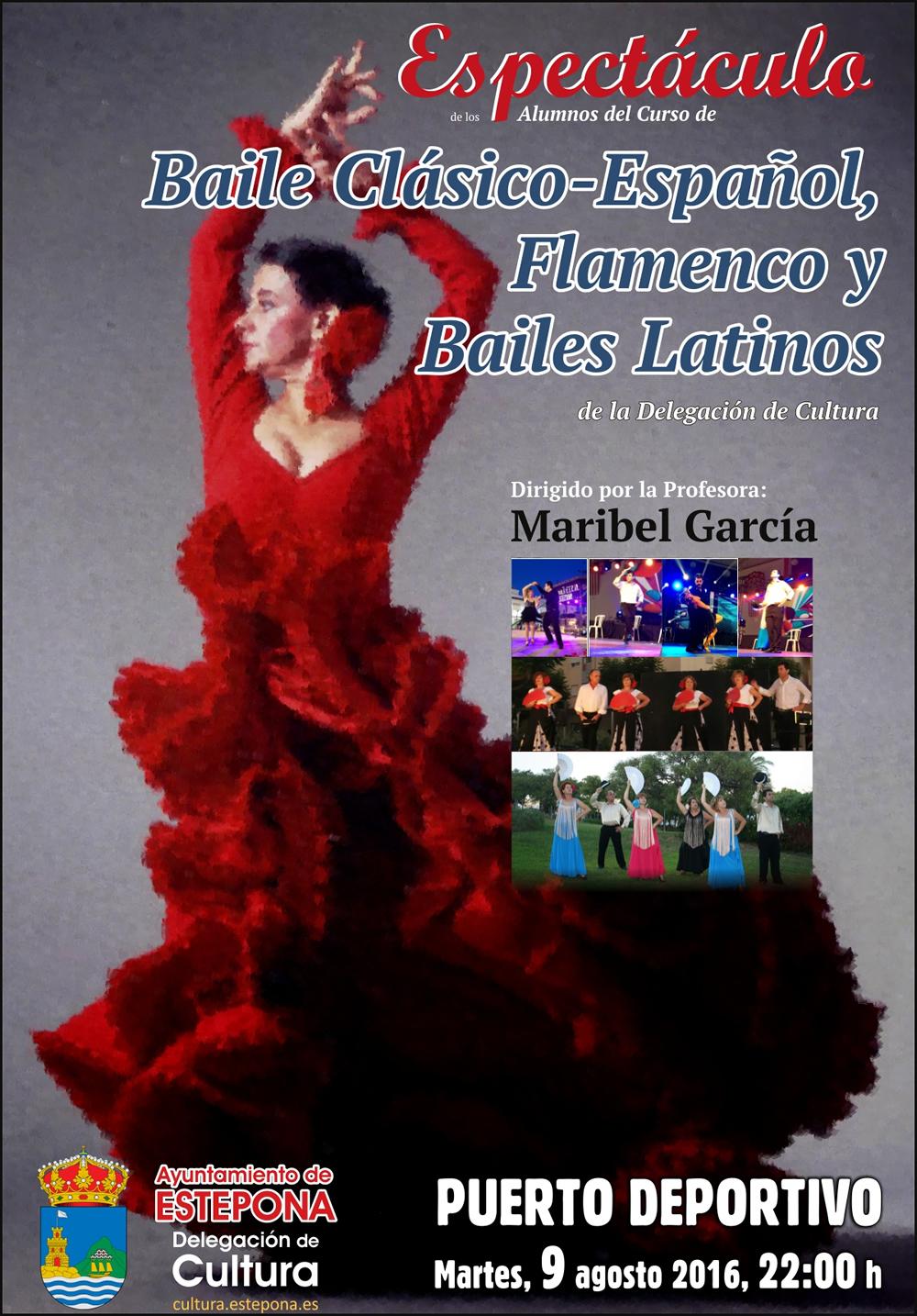 nuevo Español baile en Tarrasa